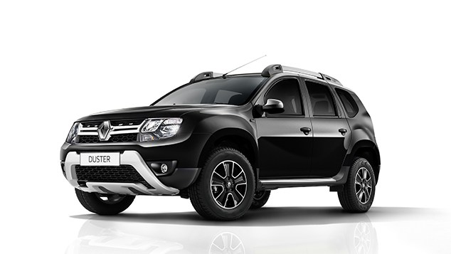 Renault Duster8
