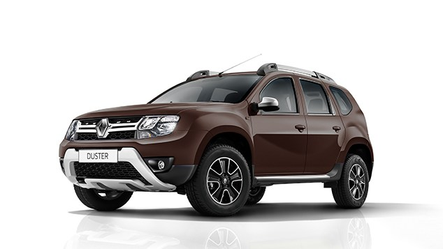 Renault Duster9