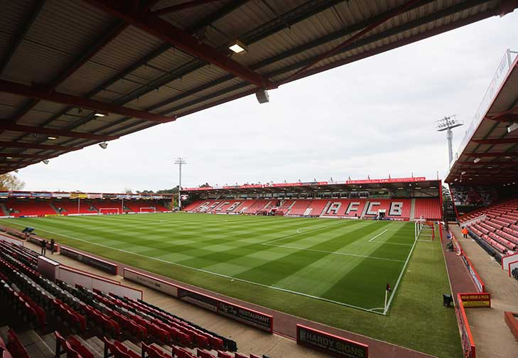 AFC Bournemouth - Vitality Stadium-01