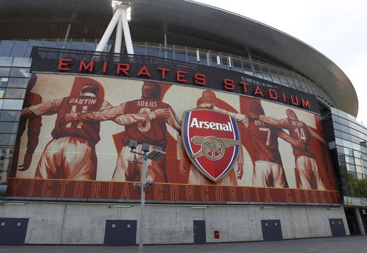 Arsenal - Emirates Stadium-05