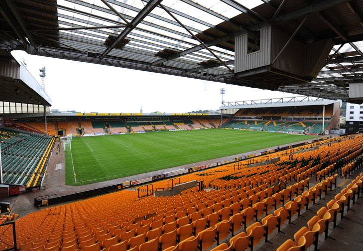 Carrow Road - 01