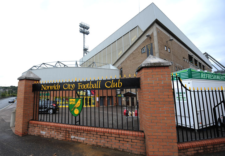 Carrow Road - 10