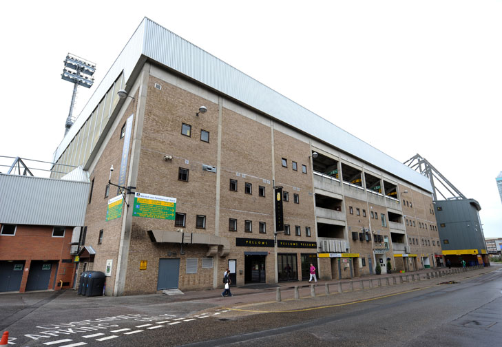 Carrow Road - 11