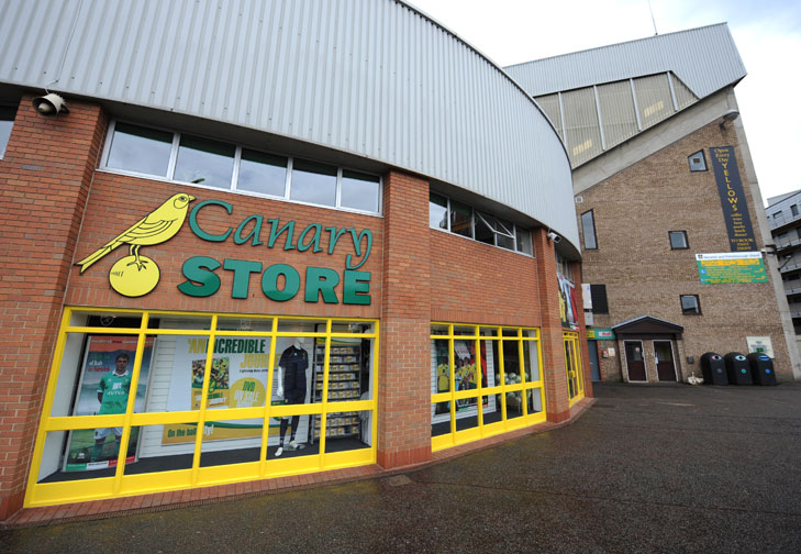 Carrow Road - 12