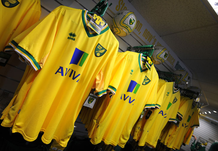 Carrow Road - 13