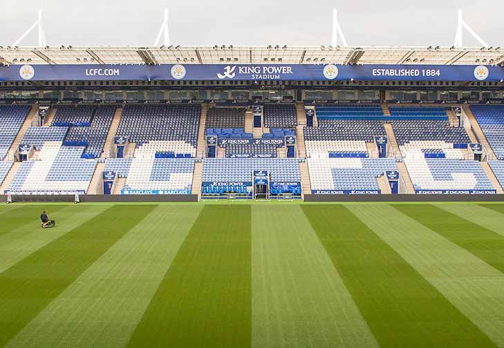 King Power Stadium - 01