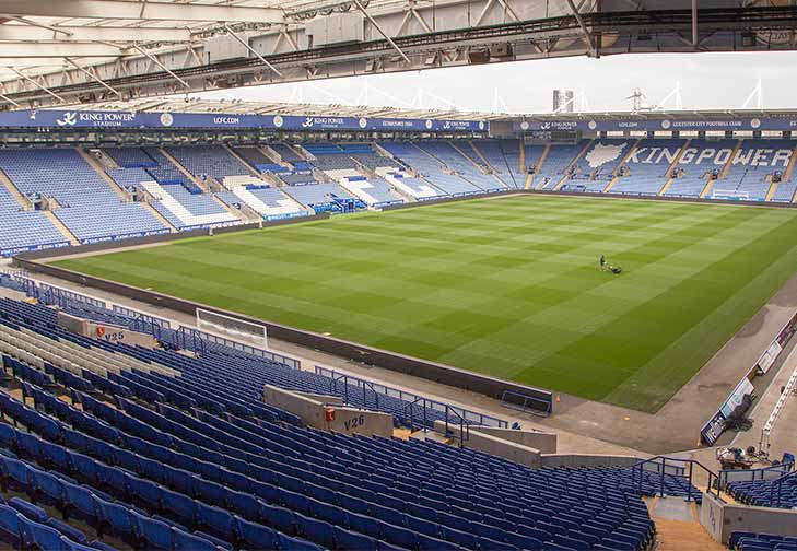 King Power Stadium - 02