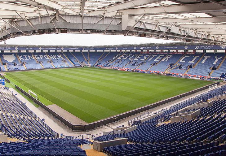 King Power Stadium - 03