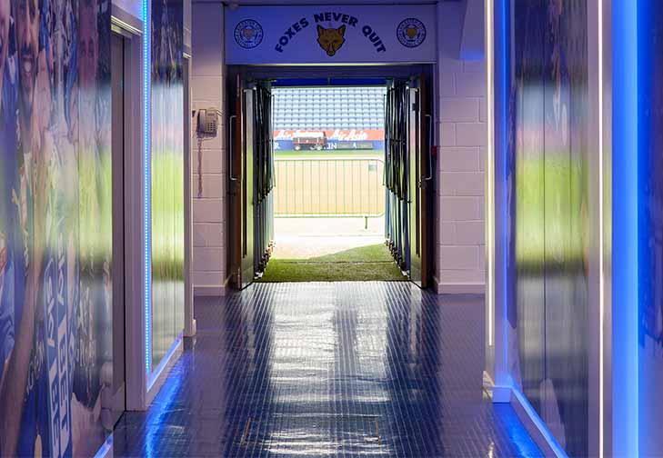 King Power Stadium - 06