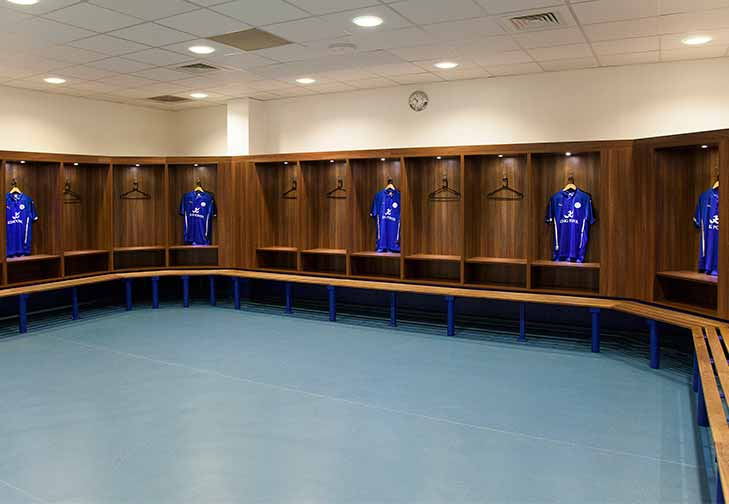 King Power Stadium - 07