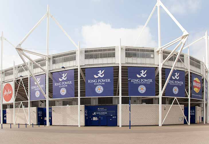 King Power Stadium - 10