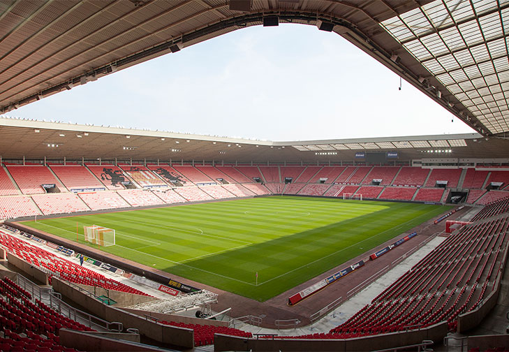 Stadium of Light - 01