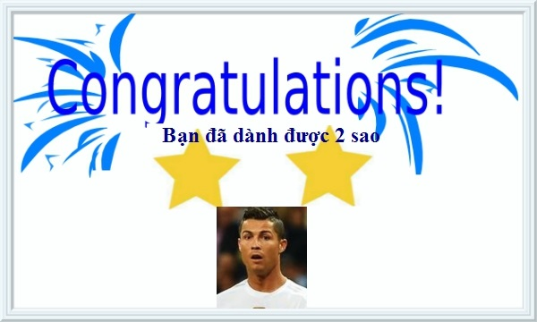 congratulations_2Star_CR_tintoantap