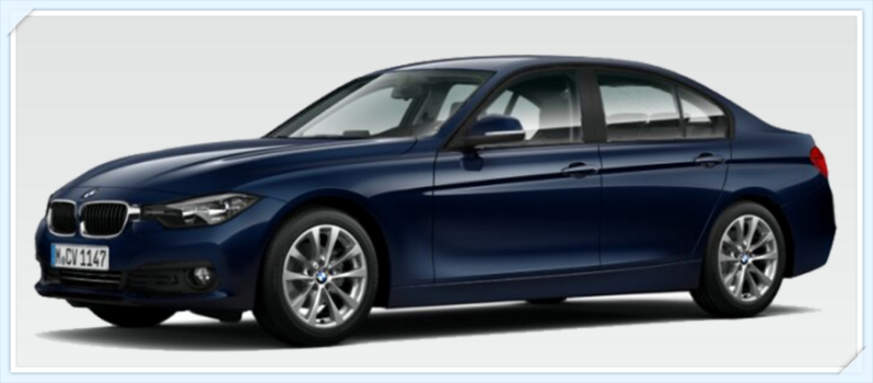BMW 320i - overview_tintoantap