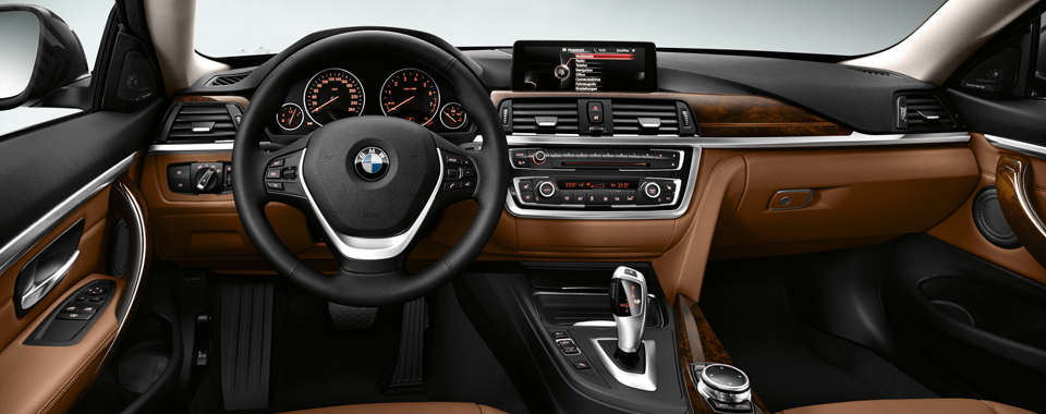 BMW 420i Coupe - noi-that