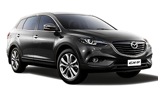 CX-9 GAS AWD AT 3.7L - tintoantap