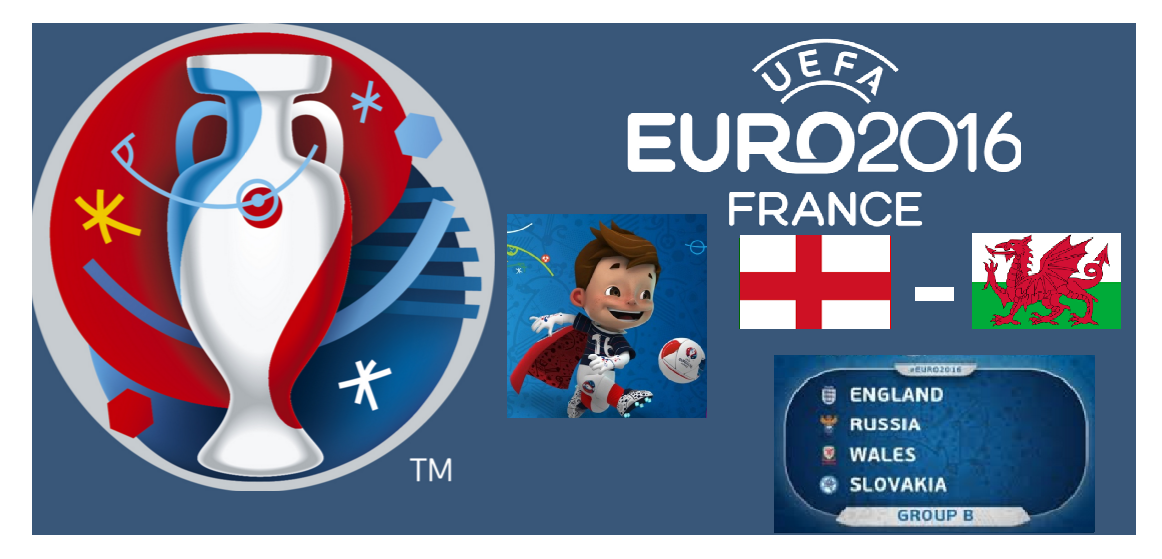 Euro 2016 - anh - xu wales - tuong-thuat-truc-tiep - england -wales-livestream