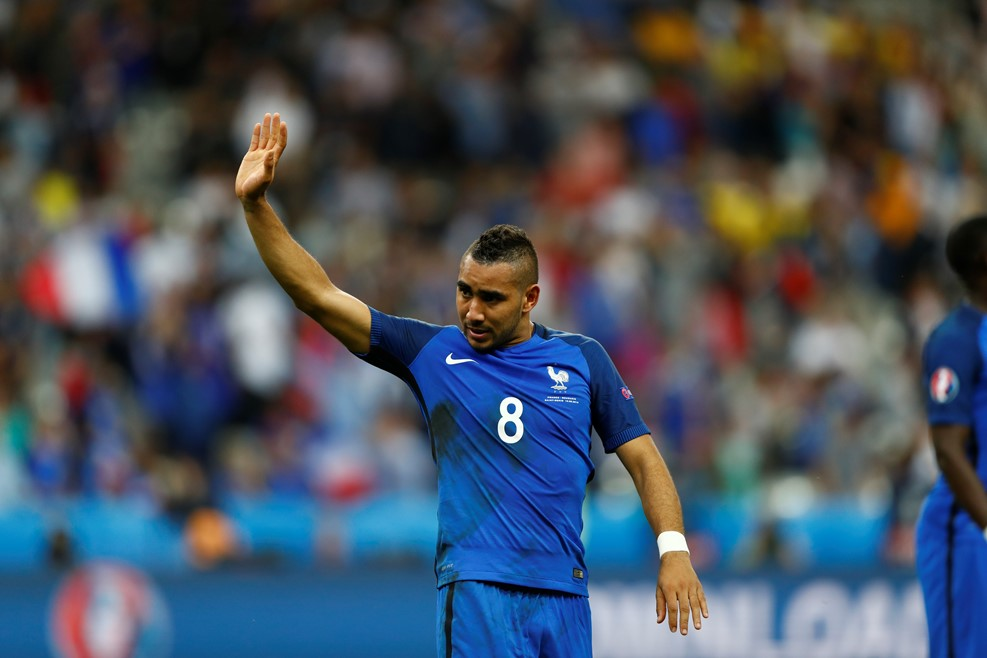 Euro 2016 - phap - rumani - france - romannia - results - statiic - payet