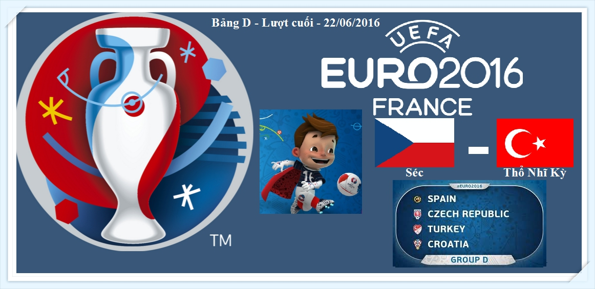 Euro 2016 - sec-tho-nhi-ky -du doan ti so - Czech - turkey - Predicted_tin-toan-tap