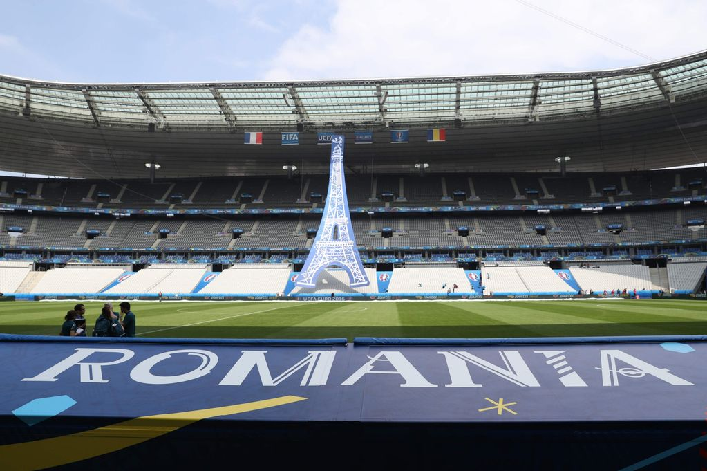 Stade-De-France - Euro 2016 opening ceremony - 10-06-2016