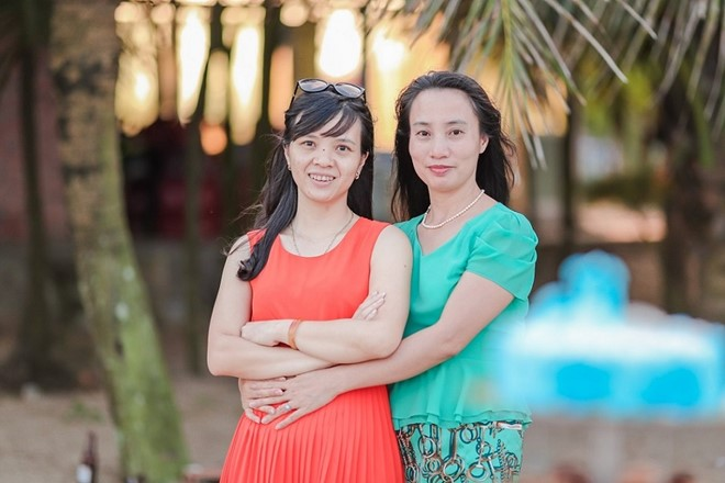 co giao phung thi van co 3 ho sinh dat diem 10 toan cum thi so 34 - thanh hoa