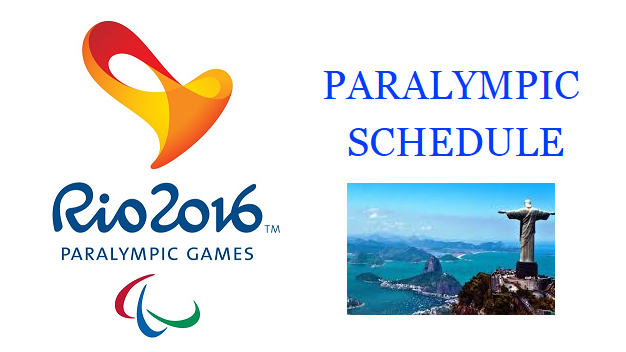 Paralympics Schedule - lich thi dau Paralympics avatar