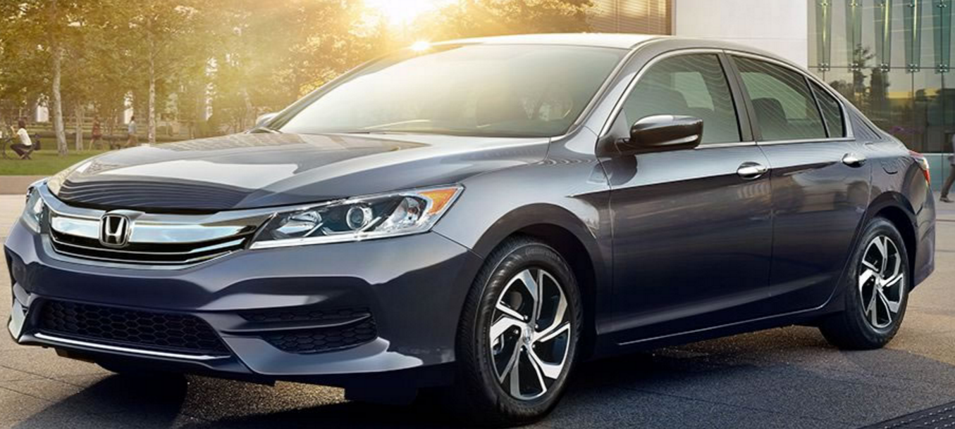 Honda Accord 2017 - than xe