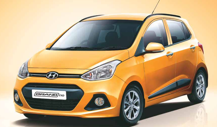 Hyundai grand i10 hatchback 2017