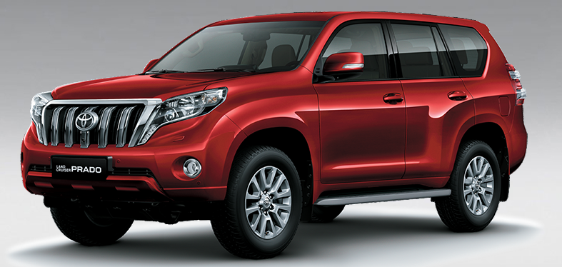 Land Cruiser Prado TX-L