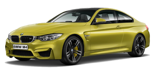 BMW 4M Couple
