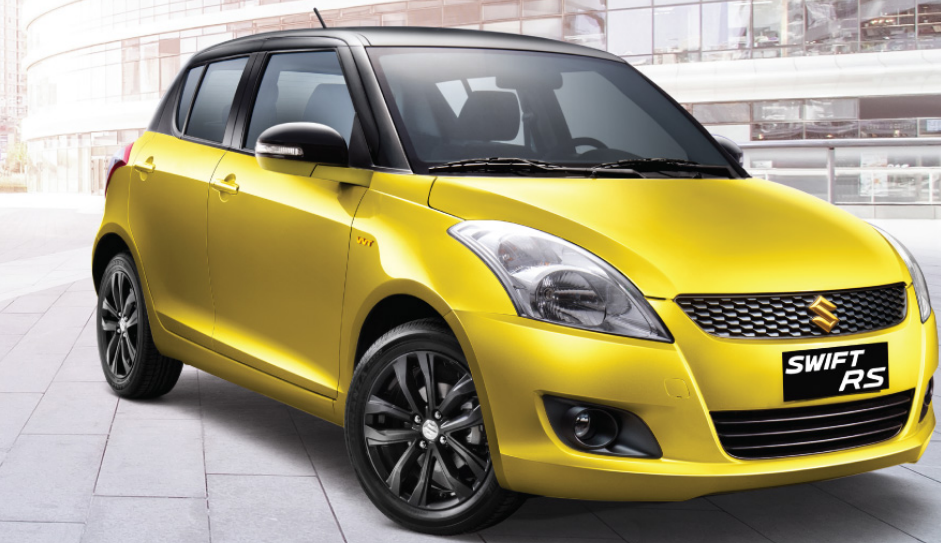 Suzuki swift RS 017