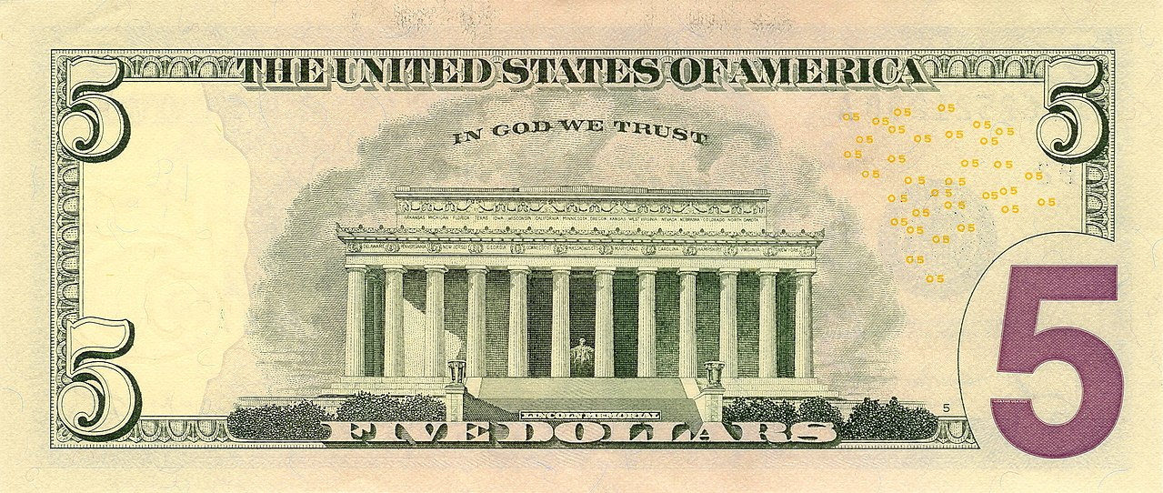 1280px-US_$5_Series_2006_reverse